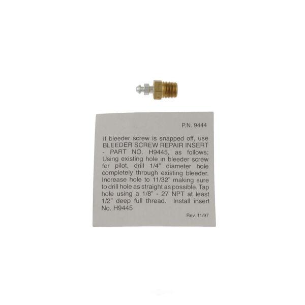 Carlson H9445-2 Bleeder Screw