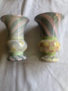 Retired Ceramic Flower Vase