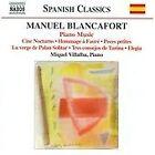 Manuel Blancafort - : Piano Music (2010)