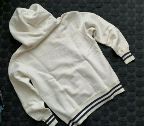 Leon White M Embroidered Dore Off Aime Size Logo Hoodie HAqSBKcdn