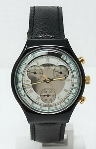 Orologio-Swatch-irony-chrono-vintage-37mm-watch-rare-clock-swatch-horloge-reloy
