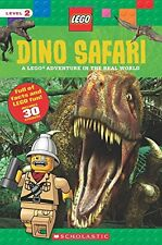 LEGO Nonfiction: Dino Safari : A LEGO® Adventure in the Real World by Inc. Staff Scholastic (2016, Paperback)