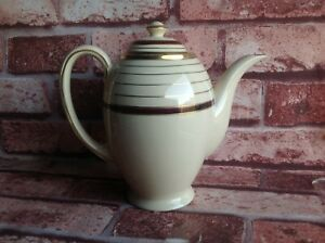Antique Teapot Johnson Brothers