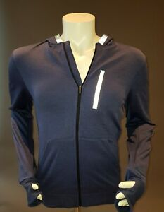 """Adidas Running – Herren Laufjacke """"ClimaLite"""" in indigo blau"""