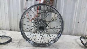 86 Honda CMX250 CMX 250 C Rebel Front Rim Wheel