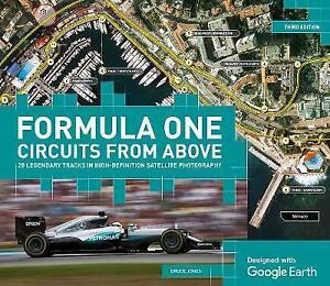 Formula-One-Circuits-From-Above-Bruce-Jones-Hardback-2017-Racing-Motorsport-F1