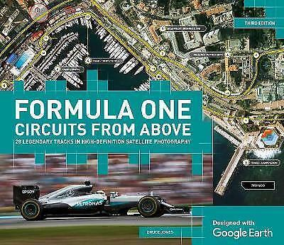 1 of 1 - - Formula One Circuits from Above (Hardcover) 1780979835