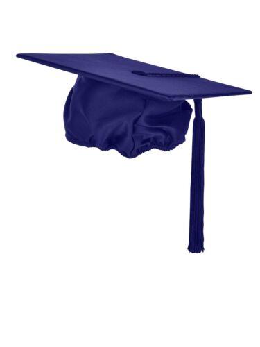 10 X Children/'s Graduation Cap Kids Nursery Mortarboard Hat Ages 3-8 Years UK