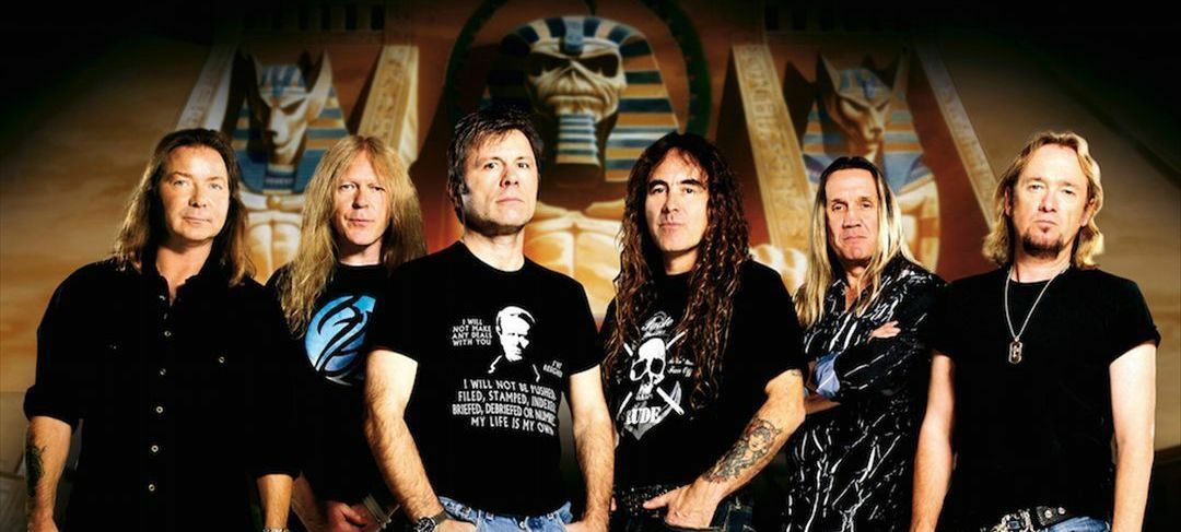Iron Maiden with Ghost