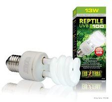 Exo Terra Reptile UVB 100 Tropical Terrarium Bulb (13 Watt)