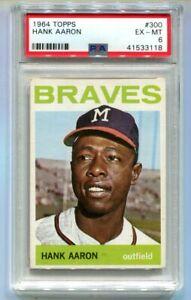 1964-Topps-Hank-Aaron-300-PSA-6-EX-MT-Braves-Centered-CBF