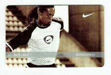 Nike Gift Card - Ronaldinho / Soccer / Brazilian Football Player - No Value