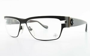 Chrome Hearts Glasses Raw Dawg MBK 56 15 135 Hollywoood Deluxe Eyewear Full Set