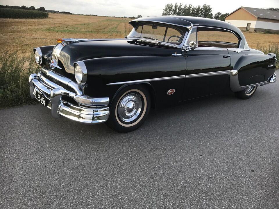 Pontiac Chieftain, Benzin, 1954