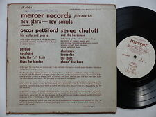 Mercer records / OSCAR PETTIFORD SERGE CHALOFF ELLINGTON STRAYHORN T. GIBBS 1003
