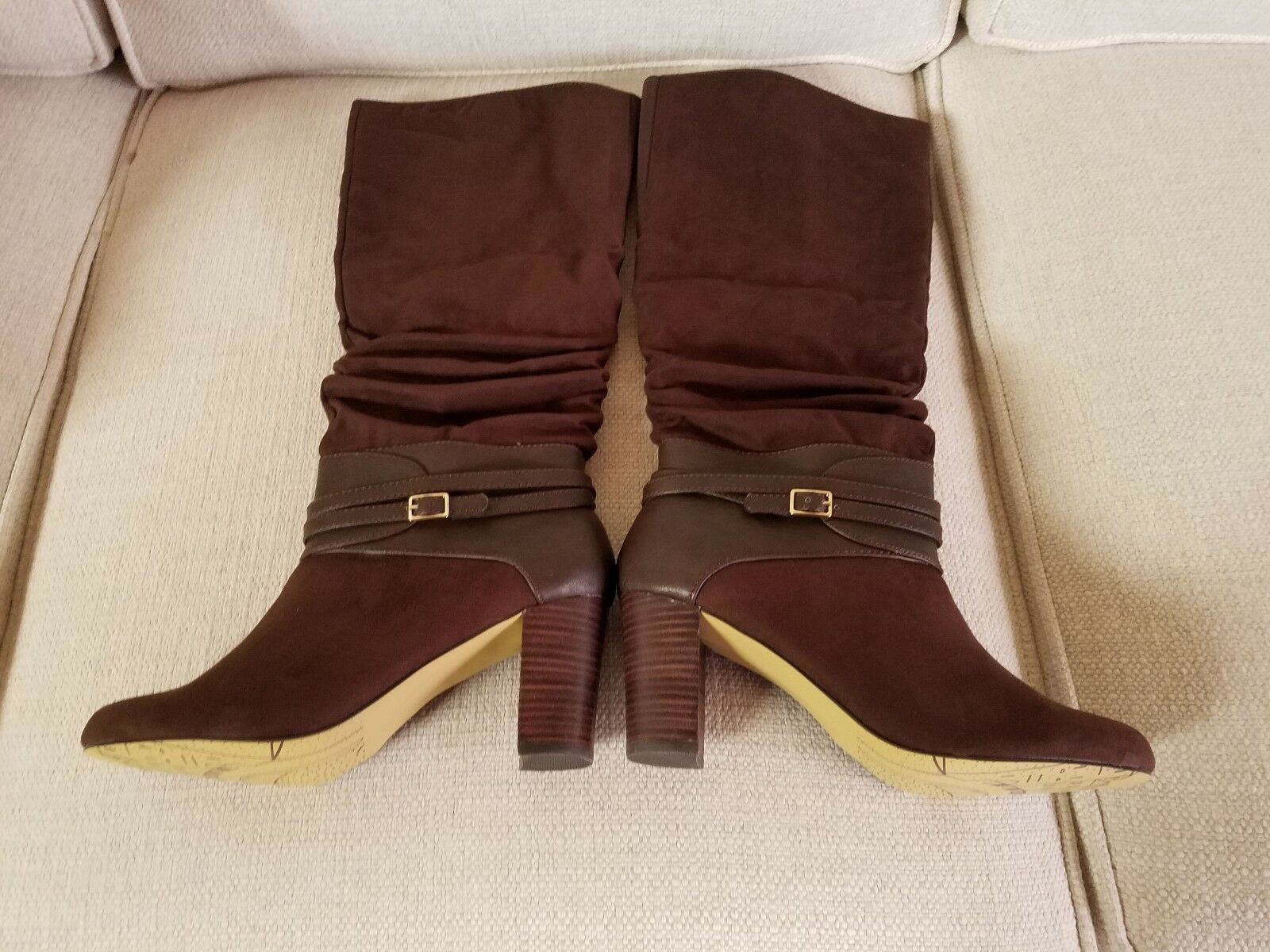 Man's/Woman's Bella Vita Brown Boots High quality and cheap Latest styles General product