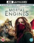 Mortal Engines (4KUHD + Blu-ray) [2018]