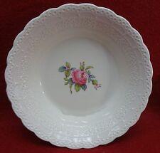 """SPODE china BILLINGSLEY ROSE 2/8867 vintage pink stamp FRUIT Berry Bowl 5-1/4"""""""