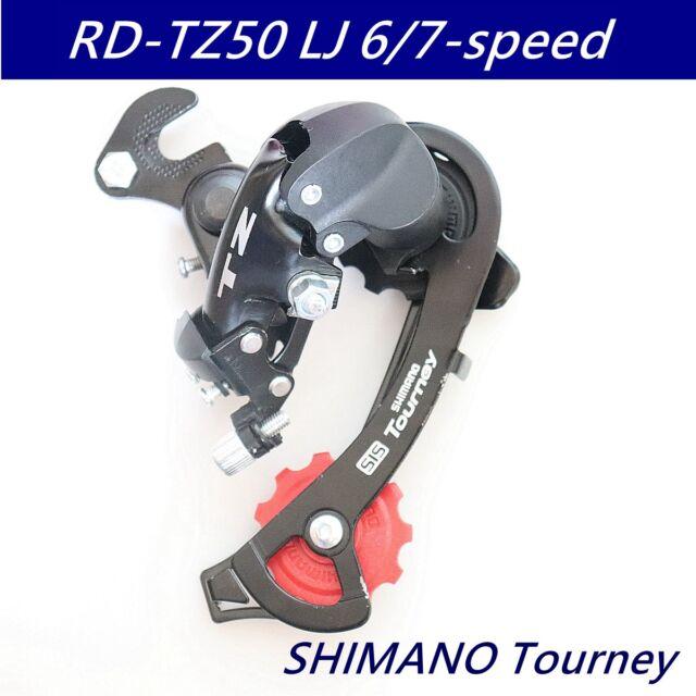 SHIMANO Tourney RD-TZ50 6//7S Mountain Bike MTB Bicycle Cycling Rear Derailleur