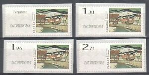 Canada-Year-2020-Mint-NH-Kiosk-Stamps-Complete-set-2