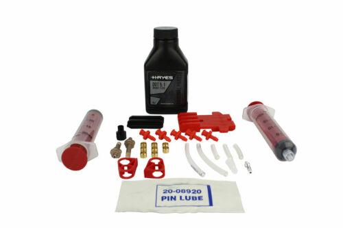 du ministère des transports 5.1 fluide comprend 4 oz environ 113.40 g Hayes Pro Bleed Kit for Department of Transportation Freins