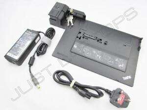 Lenovo THINKPAD 0A70348 0A86661 Dockingstation USB 2.0 Inklusive 90W PSU +