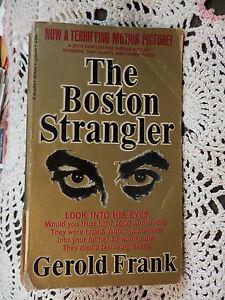 The-Boston-Strangler-Gerold-Frank-Used-PB-1st-Printing