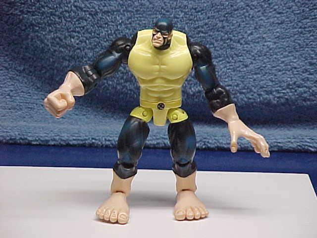 MARVEL COMICS X-Uomo  1 THE BEAST MUTANT 1st ISSUE FIGURE