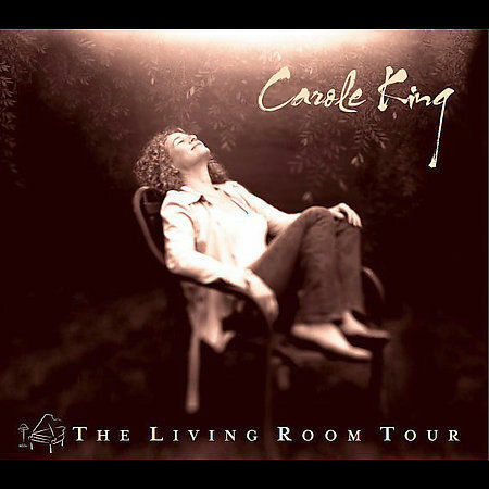 1 of 1 - The Living Room Tour [Digipak] by Carole King (CD, Jul-2005, 2 Discs) GREAT SHAP