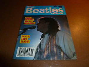 THE-BEATLES-BOOK-MONTHLY-Magazine-No-211-Nov-1993