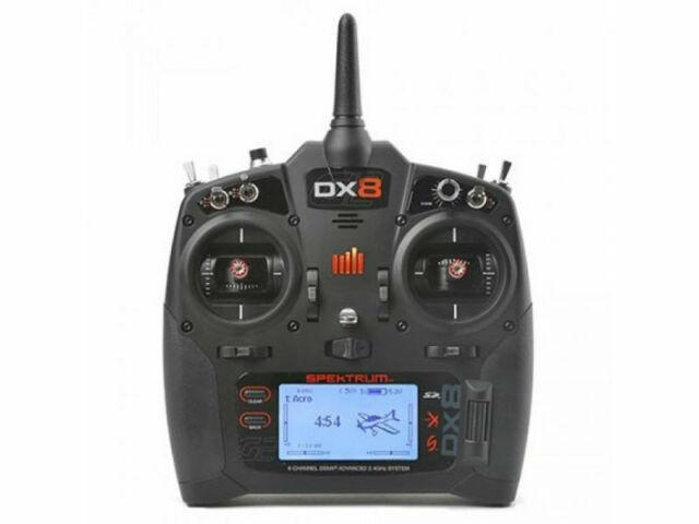 Spektrum DX8 G2 sistema Con Receptor AR8010T | Compra online en eBay