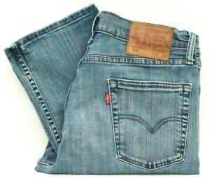 Levi-039-s-514-Mens-Regular-Fit-Straight-Leg-Jeans-31-x-29-1-2