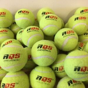 20-x-Tennis-Balls-Bright-Green-For-Pets-Puppy-Play-Dog-Toys-Bouncing-Ball-By-AQS