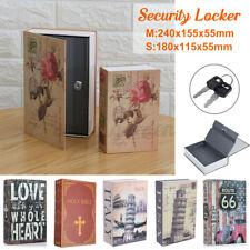 Hidden Book Safe Buch Tresor Buch Safe Geldkasstte