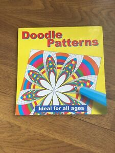 DOODLE PATTERNS dessin Livre décoratif design Craft Enfant