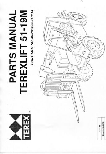 Battery wiring harness TereX TX51-19M rough terrain FL pn#07.0703.0287
