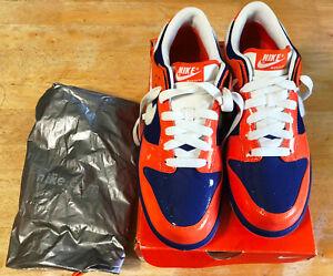 Nike Dunk Low Premium Syracuse