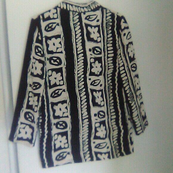 Entourage women's light blazer jacket shirt jacke… - image 5