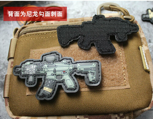QB MK18 81-1 Armband Morale Patch Affixed Hunting Military Patches Badge Patch