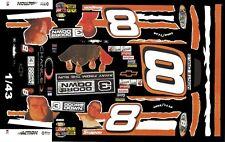 #8 TONY STEWART 3 Doors Down Tribute 2003 JR Motorsports 1/43rd Scale Decals