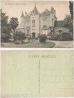 CPA postcard Le Château de Leugny OYRON Oiron 79 Deux Sèvres Aquitaine [1139 R]
