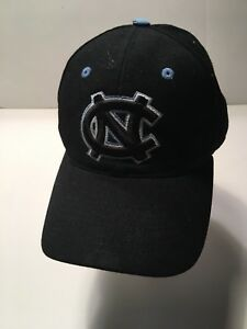ca3675346 Details about Baseball Cap Trucker Hat University Of North Carolina Navy  Blue Fitted Size 7