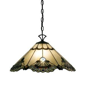 Tiffany Style Lamp Hanging Ceiling Pendant Light