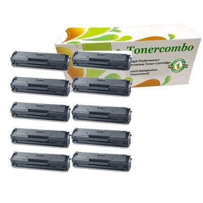 10 Pk Mlt-d111s Toner Cartridge For Samsung M2022 M2022w W W W M2022w Printer