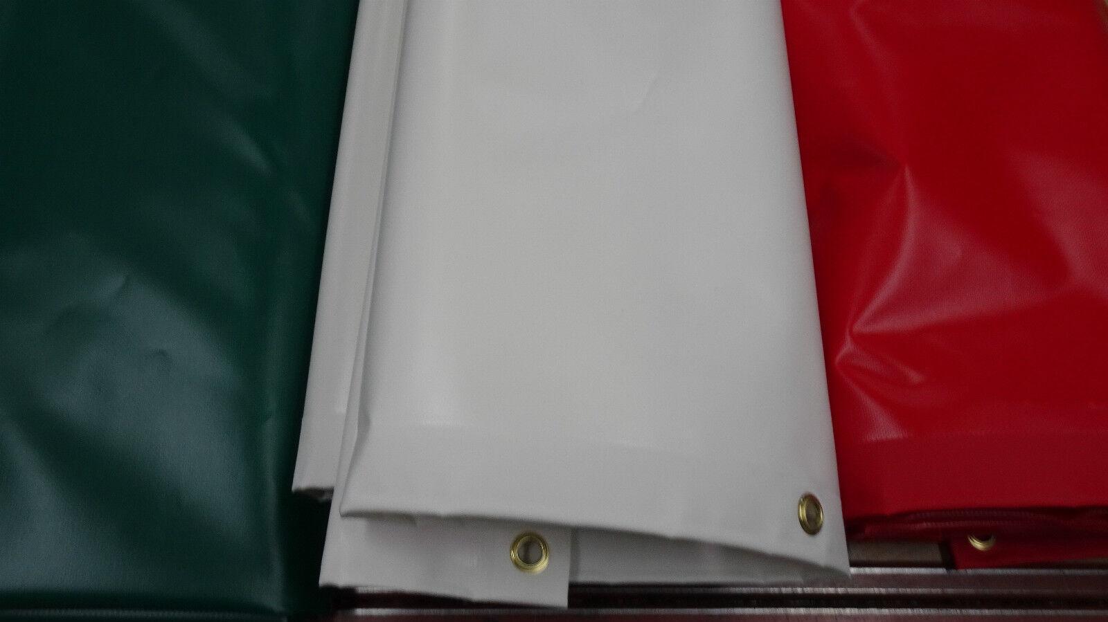 Tenda COPERTURE COPERTONI 610GSM materiale superiore resistenza del prodotto