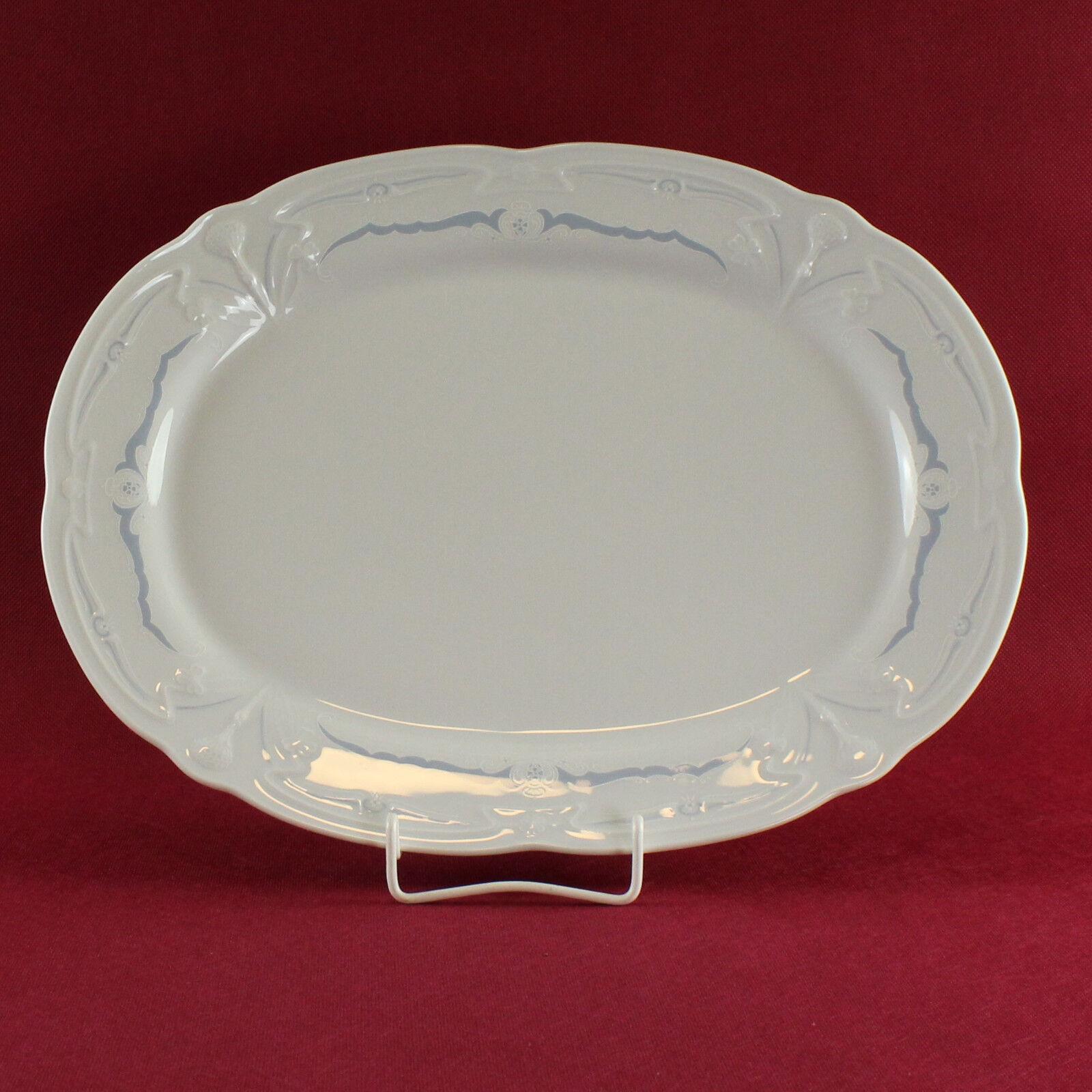 Platte oval 38 cm Tirschenreuth Fortuna Annabelle  Neu | Zahlreiche In Vielfalt