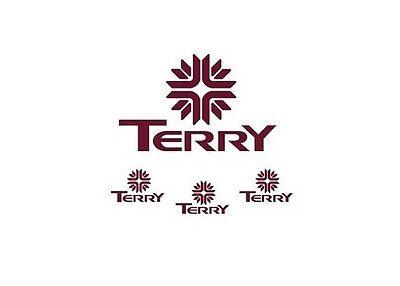 Fleetwood Terry  Decals RV sticker decal graphics trailer camper rv stickers 2