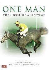One Man - The Horse of a Lifetime (New DVD) National Hunt Jumps Horse Racing