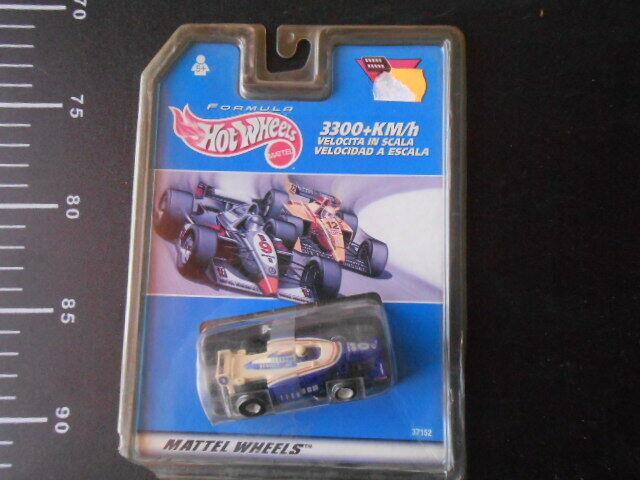 Mattel Hot Wheels Formula Tyco Ferrari f1 3300 Scale Speed