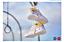 Puma-x-Barbie-Nova-Baskets-En-Blanc-Orchidee-Rose-edition-speciale miniature 1